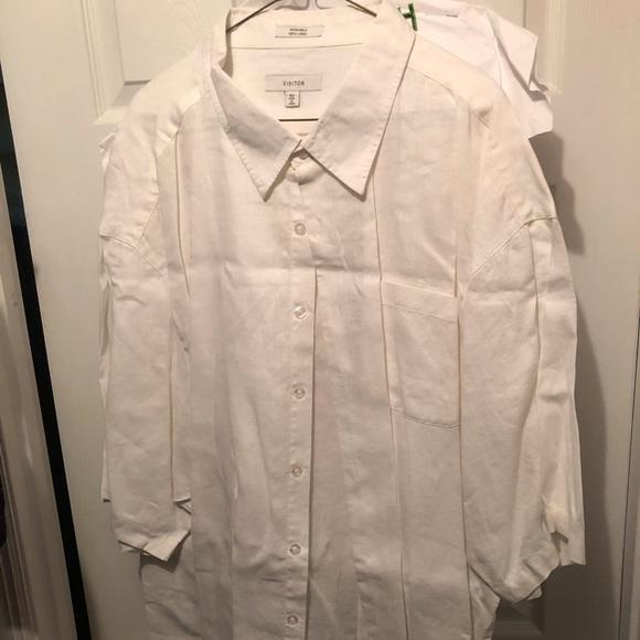 Other - 100% Linen shirt